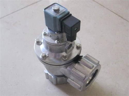 DMF-ZM直角带螺母式电磁脉冲阀
