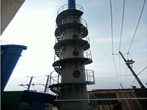 大型碳钢脱硫塔